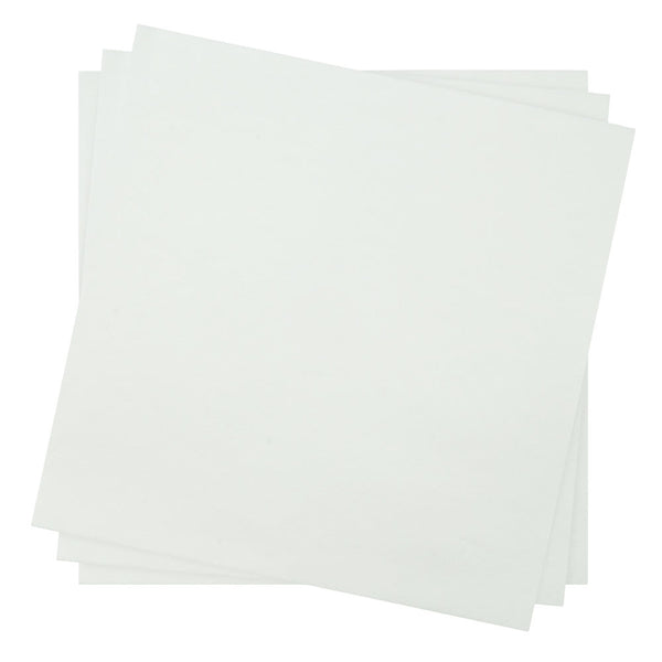 Dinner Napkin in Blanc | Pack of 10