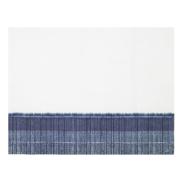 Placemat in Blue Ombre Shibori