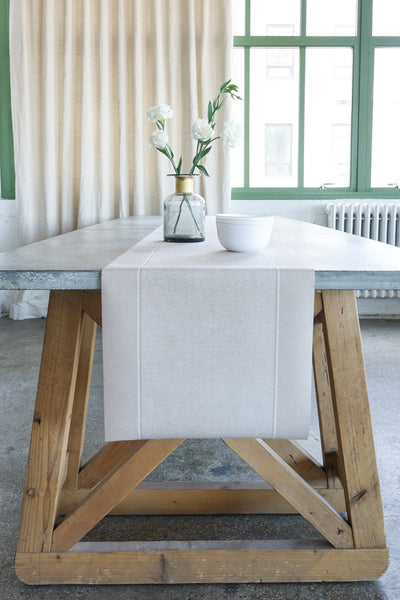 Table Runner in Au Naturel