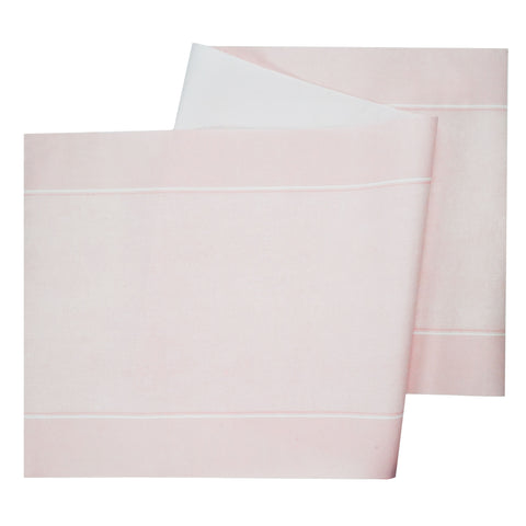 Table Runner in Blush