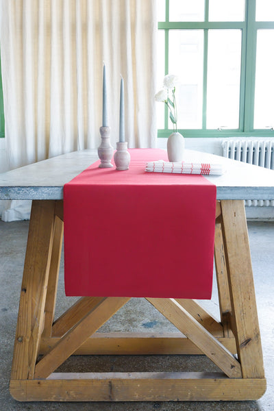 Table Runner in Berry