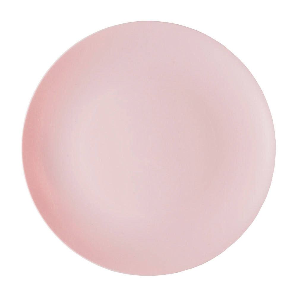 Dinner Plate in Rose Quartz ...  sc 1 st  L\u0027entramise & Pink Plastic Dinner Plate in Rose Quartz | L\u0027entramise | L\u0027entramise