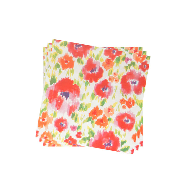 Lightweight Napkin in Watercolor Floral