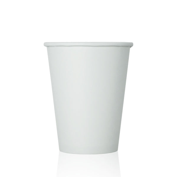 Hot and Cold Drink Cup in Blanc