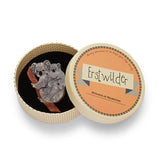 Koolah and Guula Brooch (Erstwilder Resin Koala Brooch)
