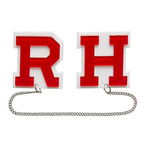 Rydell High (Erstwilder Resin Brooch) - Glitterally.co.uk
