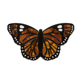 PRINCE OF ORANGE (Erstwilder Resin Butterfly Brooch) - Glitterally.co.uk