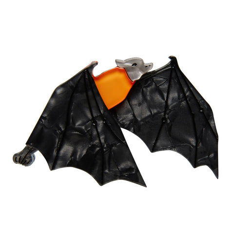 The Mega Bat Brooch (Erstwilder Resin Bat Brooch) - Glitterally.co.uk