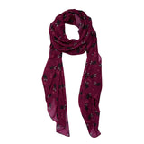 New - ELISSA THE INDIE CAT LARGE NECK SCARF (Erstwilder Neck Scarf) - Glitterally.co.uk
