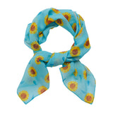 SUMPTUOUS SUNFLOWER SCARF (Erstwilder Scarf) - Glitterally.co.uk