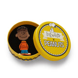 Franklin Brooch (Erstwilder x Peanuts Resin Brooch)