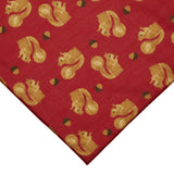 THE SATISFIED SQUIRREL HEAD SCARF (Erstwilder Head Scarf) - Glitterally.co.uk