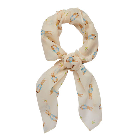Peter Rabbit Head Scarf (Erstwilder Head Scarf) - Glitterally.co.uk