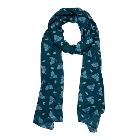 Balthazar Neck Scarf (Erstwilder Elephant Neck Scarf) - Glitterally.co.uk