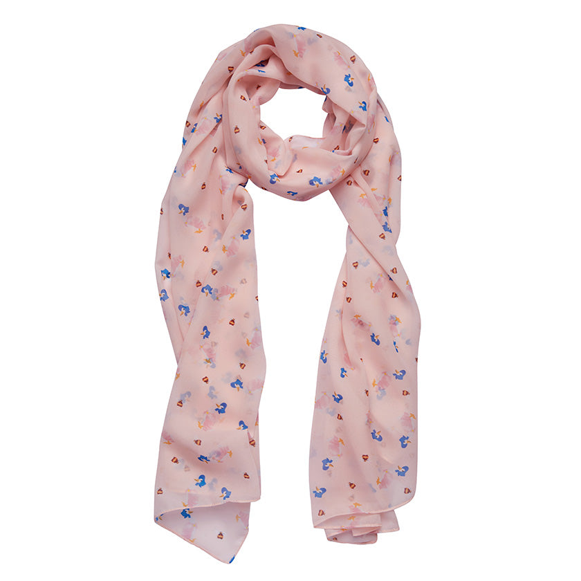 Jemima Puddle-Duck Neck Scarf (Erstwilder Neck Scarf) - Glitterally.co.uk