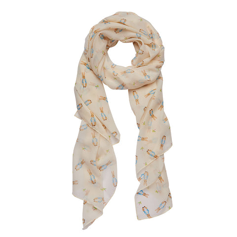 Peter Rabbit Neck Scarf (Erstwilder Neck Scarf) - Glitterally.co.uk