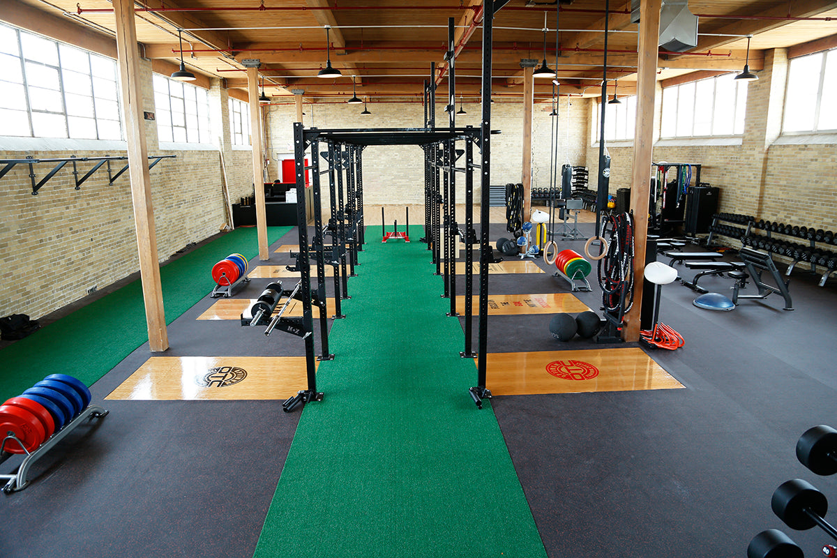 XM FITNESS Rig Systems Commercial Sales