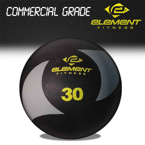 Element Fitness Commercial 30lbs Medicine Ball