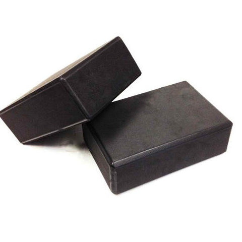 FIT505 Yoga Block Black