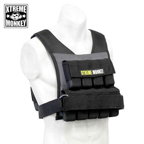 Xtreme Monkey 35lbs Adjustable Commercial Weight Vest