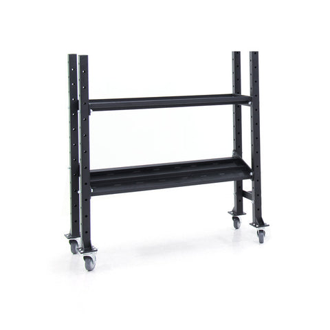 Xtreme Monkey 2 Tier Kettlebell/Dumbbell Storage Rack