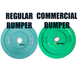 Element Commercial 15lbs Bumper Plate