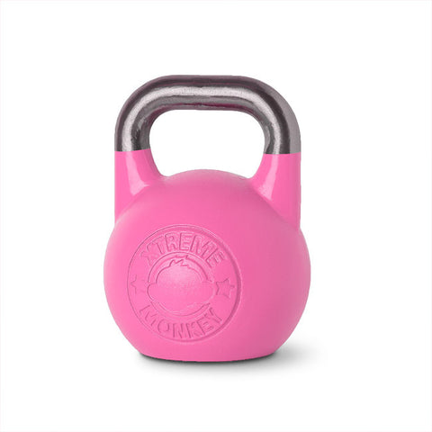8kg Pink Competition Kettlebell