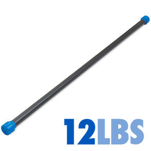 Element Fitness 12lbs Workout Body Bar