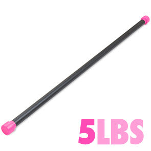 Element Fitness 5lbs Workout Body Bar