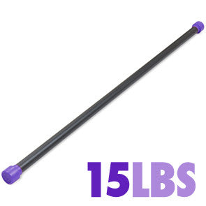 Element Fitness 15lbs Workout Body Bar