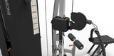 Element Fitness 3 stack 4 station gym