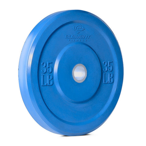 Element Commercial 35lbs Bumper Plate
