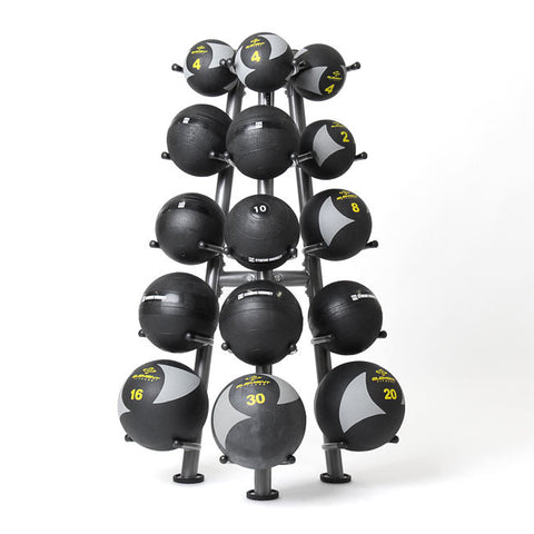 Element Fitness Medicine Ball Rack 15 - MBA15