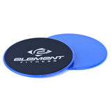 Element Fitness Power Gliding Discs - 7""