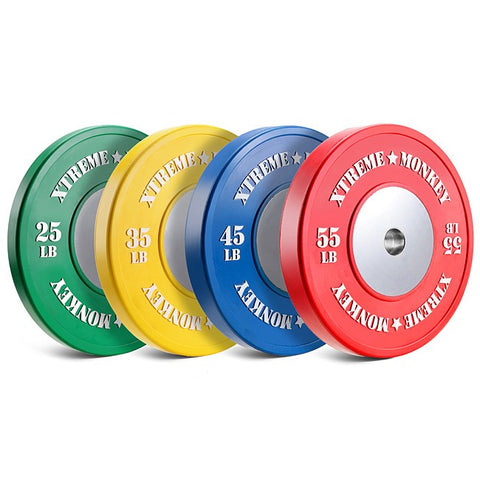 Xtreme Monkey ELITE Competition Bumper Plate SET