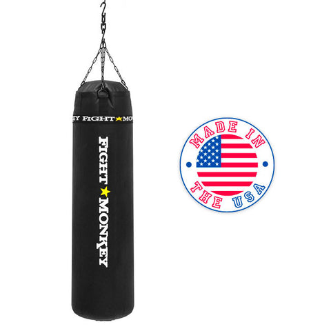 Fight Monkey 100lbs Commercial Vinyl Bag