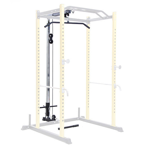 Fit 505 Power Rack Lat Pull-Down Attachment Add-On