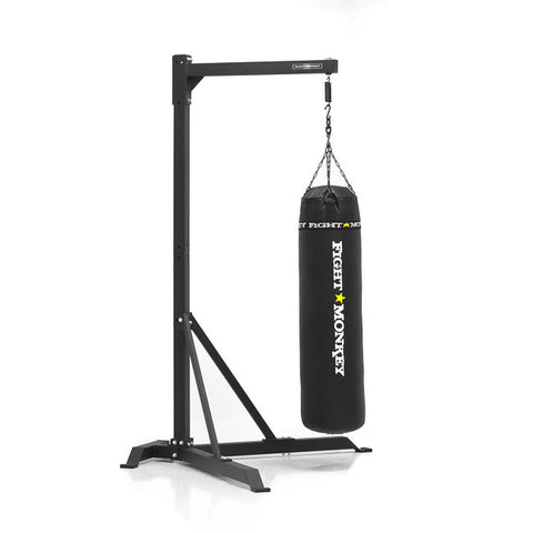 Fight Monkey Commercial Heavy Bag Stand 522CHBS – Unified Fitness Group b310f4462