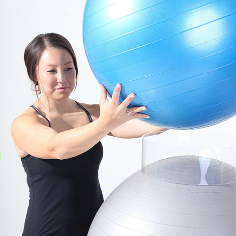 Jasmine Fitness Gym Ball Stacking Ring