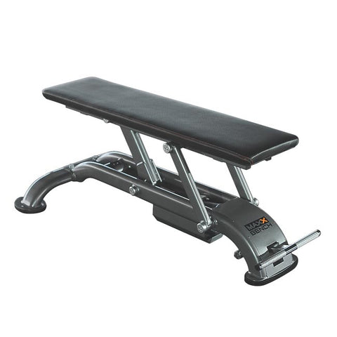 MAXX BENCH Flat Bench with Wheel Set