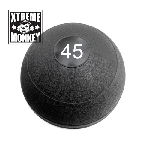 Xtreme Monkey Slam Ball 45lbs Black