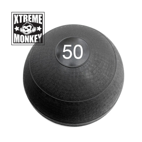Xtreme Monkey Slam Ball 50lbs Black
