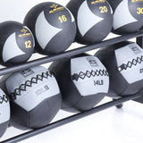 XM 3 Tier Commercial Med Ball Rack w/ wheels