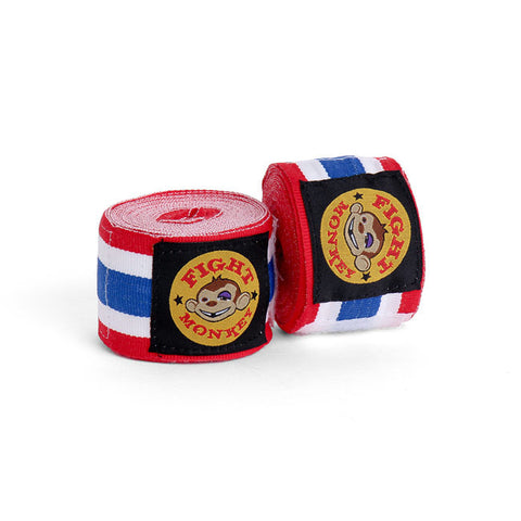 Fight Monkey Thai Hand Wraps