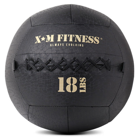 XM FITNESS Commercial Wall Balls 18lbs