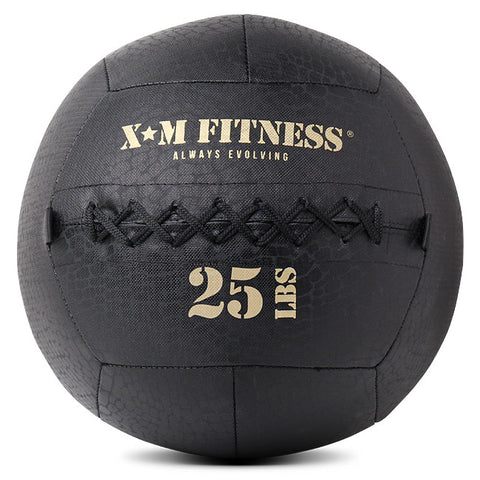 XM FITNESS Commercial Wall Balls 25lbs