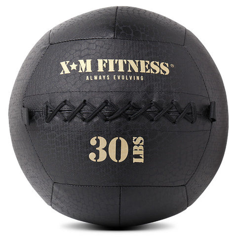 XM FITNESS Commercial Wall Balls 30lbs