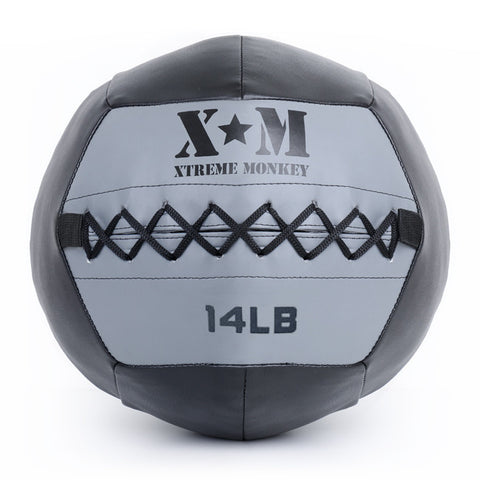 Xtreme Monkey 14lb Wall Medicine Ball