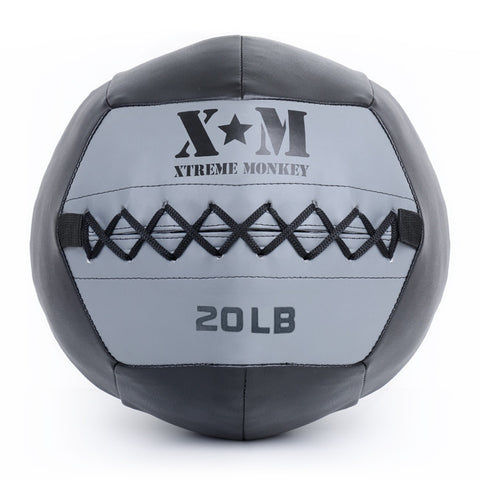 Xtreme Monkey 20lb Wall Medicine Ball