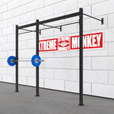 Xtreme Monkey 10-4 Wall Mount Rig V1